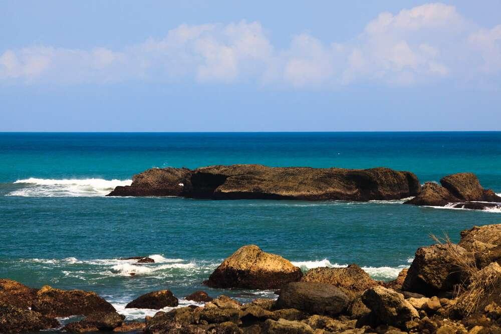 這是磯崎的海景